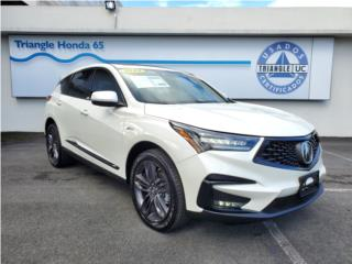 Acura RDX A-Spec | SH-AWD Package , Acura Puerto Rico