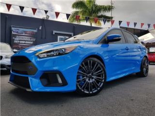 FORD FOCUS RS , Ford Puerto Rico
