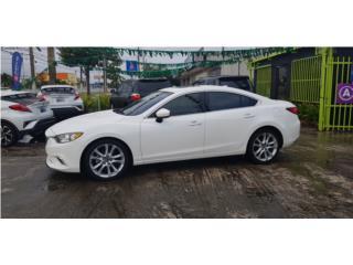 Mazda 6 2015 Inmaculado, Mazda Puerto Rico