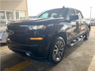 2019 Chevrolet Silverado 4x4 poco millaje, Chevrolet Puerto Rico