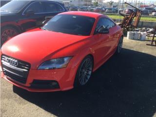 Audi - Audi TTS Puerto Rico