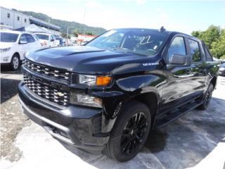 SILVERADO CUSTOM DOB.CABINA , Chevrolet Puerto Rico