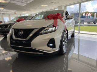 Nissan Murano 2020 desde 33370, Nissan Puerto Rico