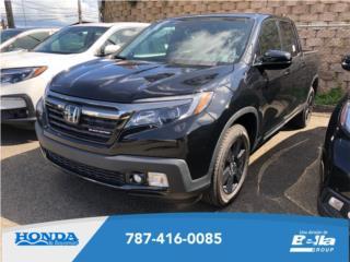 Honda - Ridgeline Puerto Rico