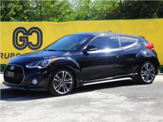 HYUNDAI VELOSTER TURBO 2016 / $289 MENS, Hyundai Puerto Rico