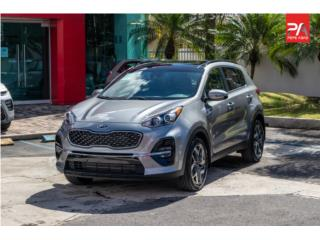 2020 KIA SPORTAGE EX -SILVER, Kia Puerto Rico