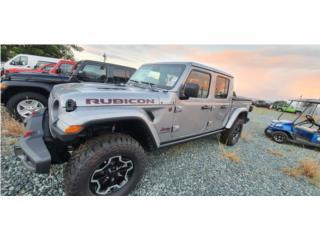 Jeep Gladiator , Jeep Puerto Rico