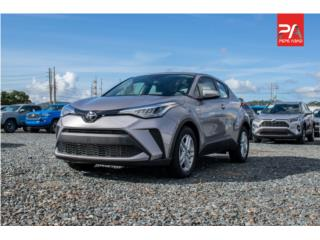 2020 TOYOTA C-HR LE - Silver, Toyota Puerto Rico