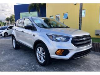 2018 FORD ESCAPE , Ford Puerto Rico