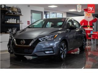 Nissan - Versa Puerto Rico