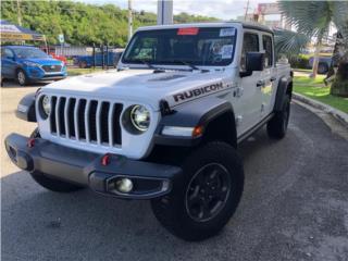 2020 JEEP RUBICON GLADIATOR , Jeep Puerto Rico