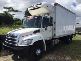 Hino 268 Refrigerado , Hino Puerto Rico