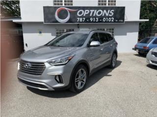 HYUNDAI SANTA FE LIMITED 2018, Hyundai Puerto Rico