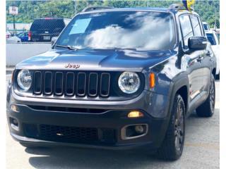 Jeep RENEGADE Latitude Aniversario 2016, Jeep Puerto Rico