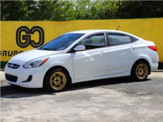 HYUNDAI ACCENT 2016 CON AROS/ $179 MENS, Hyundai Puerto Rico