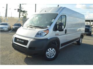 2020 Ram ProMaster 2500 High Roof Van, D01050, RAM Puerto Rico