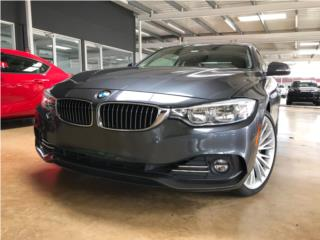 BMW 435i (LUXURY PACKAGE) 2014, BMW Puerto Rico
