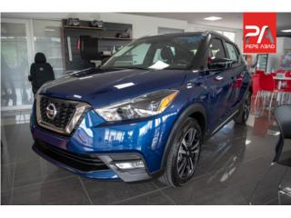 2019 NISSAN KICKS SR - Blue, Nissan Puerto Rico