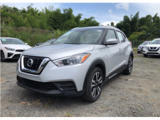 2019 NISSAN KICKS SV - Silver , Nissan Puerto Rico