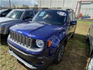 Jeep Renegade 2016 , Jeep Puerto Rico