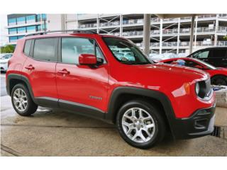 RENEGADE LATITUDE 2019, Jeep Puerto Rico