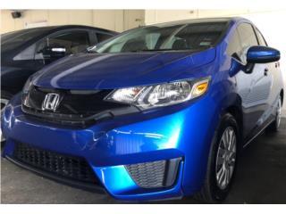 HONDA FIT LX 2017, Honda Puerto Rico