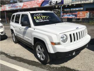 PATRIOT 2013 BELLA BLANCA , Jeep Puerto Rico