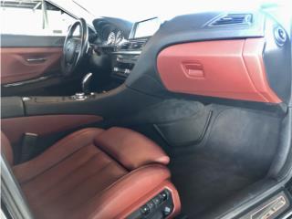 BM/Grand Coupe 650. Rojo por dentro, poco mil, BMW Puerto Rico