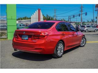 BMW 320I Series 2017 POCAS MILLAS M PACK!! puerto rico