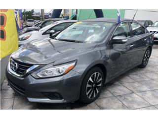 NISSAN ALTIMA SL 2018 IMPORTED CERTIFICATE , Nissan Puerto Rico