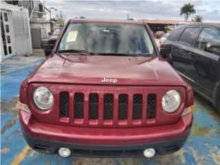 Jeep Patriot 2016, Jeep Puerto Rico