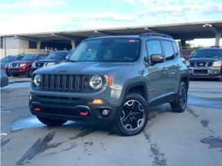 2016 - JEEP RENEGADE TRAILHAWK 4x4, Jeep Puerto Rico