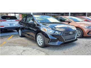 2019 Hyundai accent sedan, Hyundai Puerto Rico