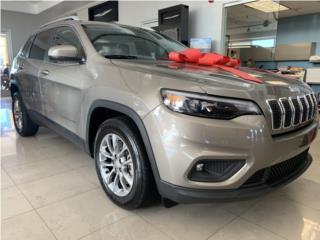 2019 Jeep Cherokee Latitude como nueva , Jeep Puerto Rico