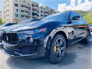 Maserati - Levante Puerto Rico