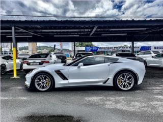 Chevrolet - Corvette Puerto Rico