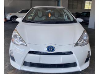TOYOTA PRIUS C 2014 EXCELENTES CONDICIONES!!!, Toyota Puerto Rico