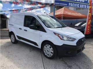 FORD TRANSIT CONNECT CARGA, Ford Puerto Rico