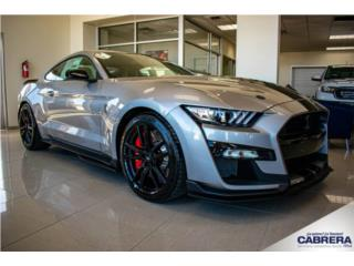 2020 Ford Mustang Shelby GT500, Ford Puerto Rico