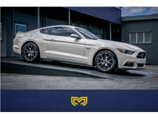 Ford Mustang GT 50 YRS Limited Edition 2015, Ford Puerto Rico