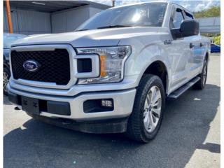 2018 FORD F150 STX 4X4, Ford Puerto Rico