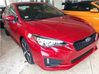 SUBARU IMPRESA SPORT LIMITED 2018, Subaru Puerto Rico