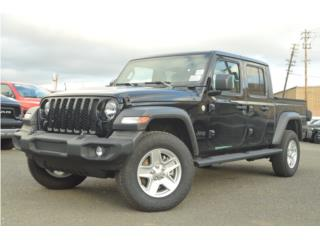 2020 Jeep Gladiator Sport, J0164179, Jeep Puerto Rico