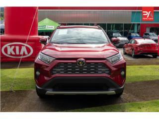 2019 Toyota Rav4 Limited  puerto rico