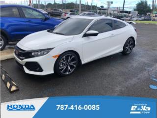 HONDA CIVIC SI 2019!!!, Honda Puerto Rico