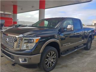 TITAN XD PLATINUM RESERVE 4X4 , Nissan Puerto Rico