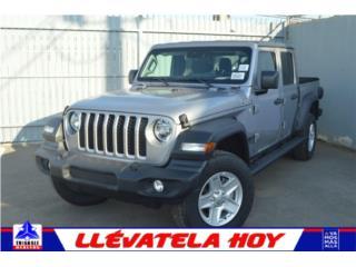 2020 Jeep Gladiator Sport, J0153224, Jeep Puerto Rico