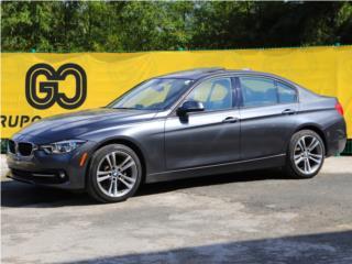 BMW 328i 2016 PREMIUM PACKAGE BLACK DAKOTA!, BMW Puerto Rico