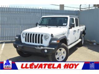 2020 Jeep Gladiator Sport, J0140136, Jeep Puerto Rico