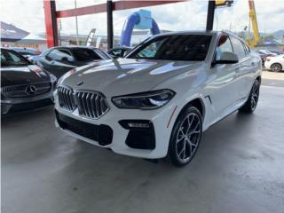 BMW X6 M package 2020 /// usada , BMW Puerto Rico